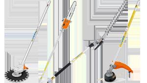 KombiTool & Power Head Attachments