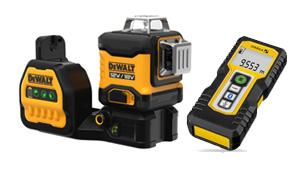 Laser Levels & Measurers