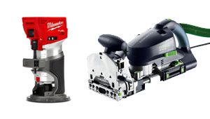 Routers & Trimmers